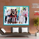 Hot Girls Sexy Babes Group Japanese Cosplay GIANT 63x47 Print Poster