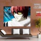 Matt Smoking Death Note Rain Anime Art Huge Giant Poster