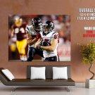 Kevin Walter Houston Texans Nfl Football Sport Huge Giant Poster