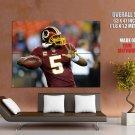 Donovan Mc Nabb Washington Redskins Nfl Football Sport Huge Giant Poster