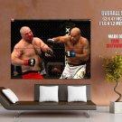 Joey Beltran Vs Tim Hague Blood Mma Huge Giant Print Poster