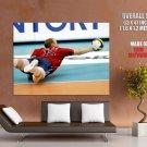 Gabe Gardner Save Volleyball Sport Huge Giant Print Poster