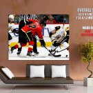 Jarome Iginla Calgary Flames Nhl Hockey Huge Giant Print Poster