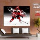 New Jersey Devils Anssi Salmela Nhl Huge Giant Print Poster