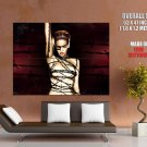 Rihanna Fenty Sexy Body Singer Music Huge Giant Print Poster