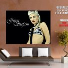 Gwen Stefani No Doubt Hot Singer Music Huge Giant Print Poster