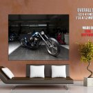 Honda Furious Chopper Cruiser Huge Giant Print Poster