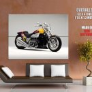 Honda T3 Concept Bike Motorcycle Huge Giant Print Poster