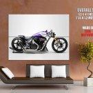 Honda Switchblade Concept Bike Huge Giant Print Poster