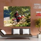 Honda Crf230 L Offroad Bike Motorcycle Huge Giant Print Poster