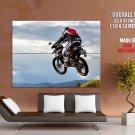 Derbi Senda Drd 125 Air Offroad Bike Huge Giant Print Poster