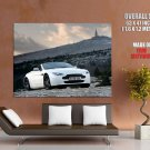 V8 Vantage Roadster Supercar Huge Giant Print Poster