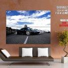 Koenigsegg Ccx Black Supercar Huge Giant Print Poster