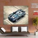 Koenigsegg Ccxr Edition Supercar Huge Giant Print Poster