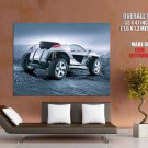 Peugeot Hoggar Future Concept Car Huge Giant Print Poster