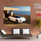 Lotus Elise Future Concept Car Huge Giant Print Poster