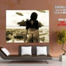 Hot Girl Sexy Butt Section 8 Fantasy Art Huge Giant Print Poster