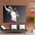 Dancing Girl Cool Vector Art Style Huge Giant Print Poster