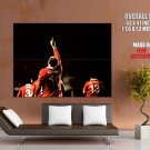 Wayne Rooney Manchester United Huge Giant Print Poster