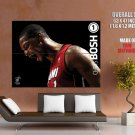 Chris Bosh Miami Heat Nba 2011 Huge Giant Print Poster