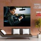 Jensen Ackles Hot Car Gun Huge Giant Print Poster