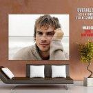 Ian Somerhalder Hot Portrait Actor Huge Giant Print Poster