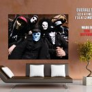 Hollywood Undead Masks Music HUGE GIANT Print Poster