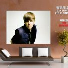Justin Bieber Hot Music Huge Giant Print Poster