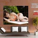 Asami Tani Sexy Hot Japanese Actress HUGE GIANT Print Poster