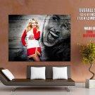 Hayden Panettiere Sexy Actress HUGE GIANT Print Poster