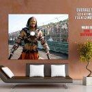 Iron Man 2 Whiplash Rourke Movie Huge Giant Print Poster