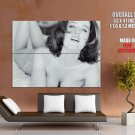 Gillian Anderson Sexy Hottest Women HUGE GIANT Print Poster