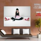 Amy Lee Legs Spread Hottest Women HUGE GIANT Print Poster