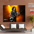 Kirk Hammett Metallica Guitarists HUGE GIANT Print Poster