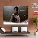 Terrico White Detroit Pistons Nba Huge Giant Print Poster
