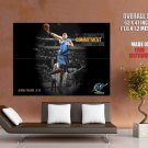 Javale Mc Gee Wizards Nba Basketball Huge Giant Print Poster