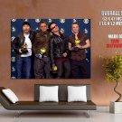 U2 Group Grammy New Music Huge Giant Print Poster