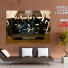 Duran Duran Group Music New Huge Giant Print Poster