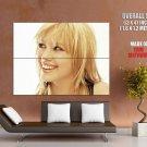 Hilary Duff Hot Smile New Huge Giant Print Poster