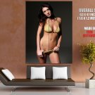 Orsi Kocsis Sexy Underwear Print Huge Giant Poster