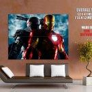Iron Man 2 II War Machine Movie 2010 Art POSTER