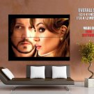 Tourist Jolie Depp Movie 2010 Art HUGE GIANT Print Poster