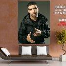 Singer Music Hip Hop Drake Huge Giant Print Poster