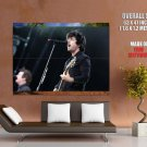 Pop Punk Music Rock Band Green Day Billie Joe Armstrong Huge Giant Print Poster