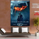 The Dark Knight Rises Batman Dc Comics Huge Giant Print Poster