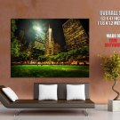 New York Central Park United States Of America Huge Giant Print Poster