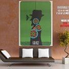 Gracz Movie Aleksiej Batalow Burlajew Huge Giant Print Poster