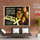 The Return Of Doctor X Warner Bros Horror Huge Giant Print Poster