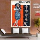 Film Fun Cover Magazine Huge Giant Print Poster