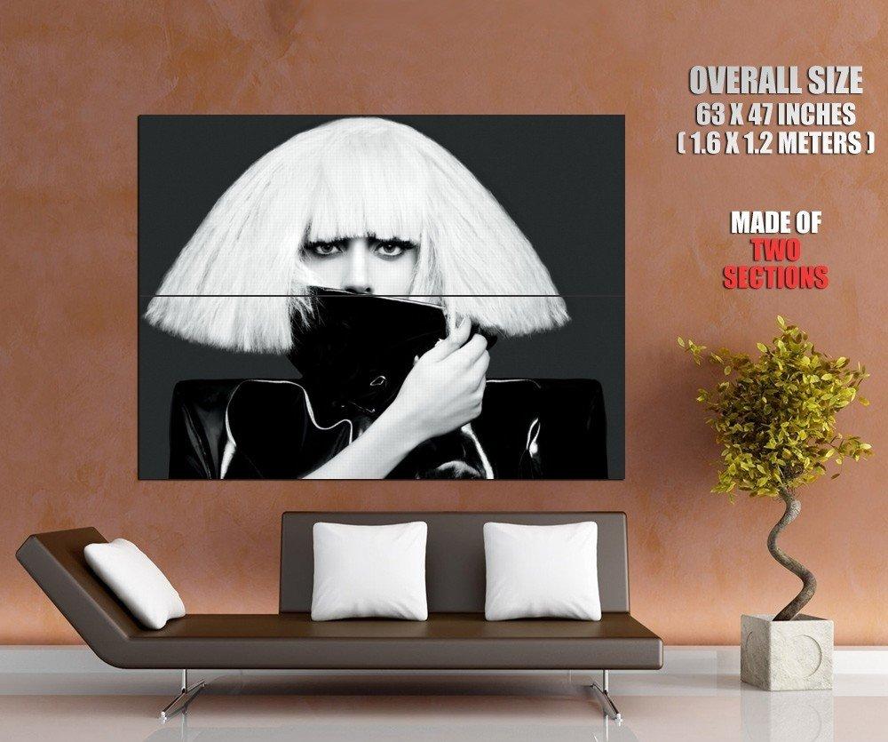 Singer Pop Lady Gaga Machete Kills Huge Giant Print Poster